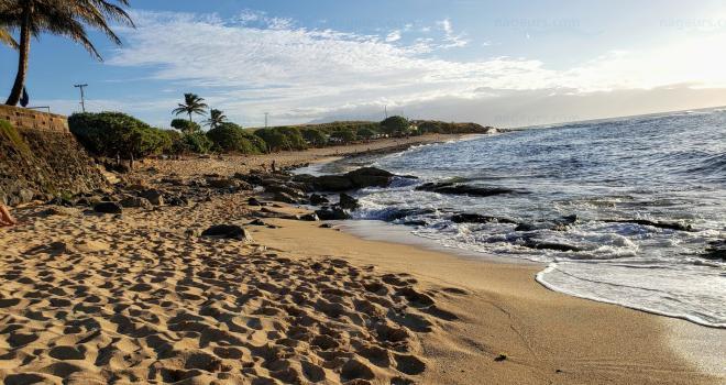 Ho'Okipa Beach Park (Turtle Beach), Haiku, Maui, Hawaii