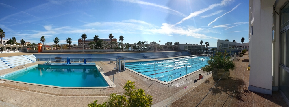 Piscine toulon - Horaires piscine toulon port marchand ...