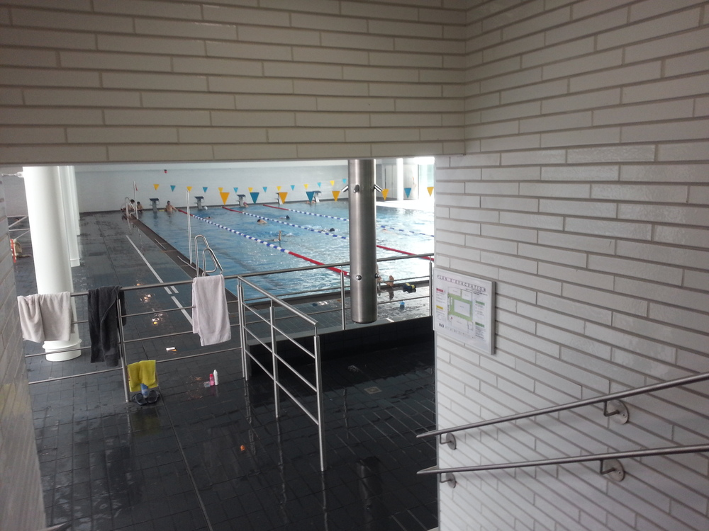 S ances piscine beaujon page 8 9 for Horaires piscine beaujon