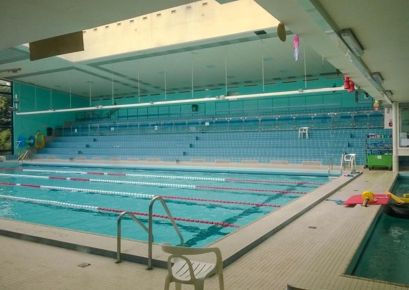 Centre sportif des raguidelles for Piscine 92