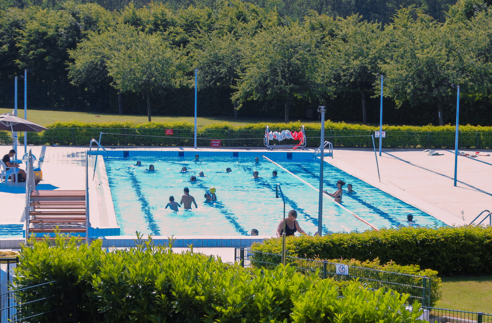 Piscine Du Parc Des Sports De Coupvray  NageursCom