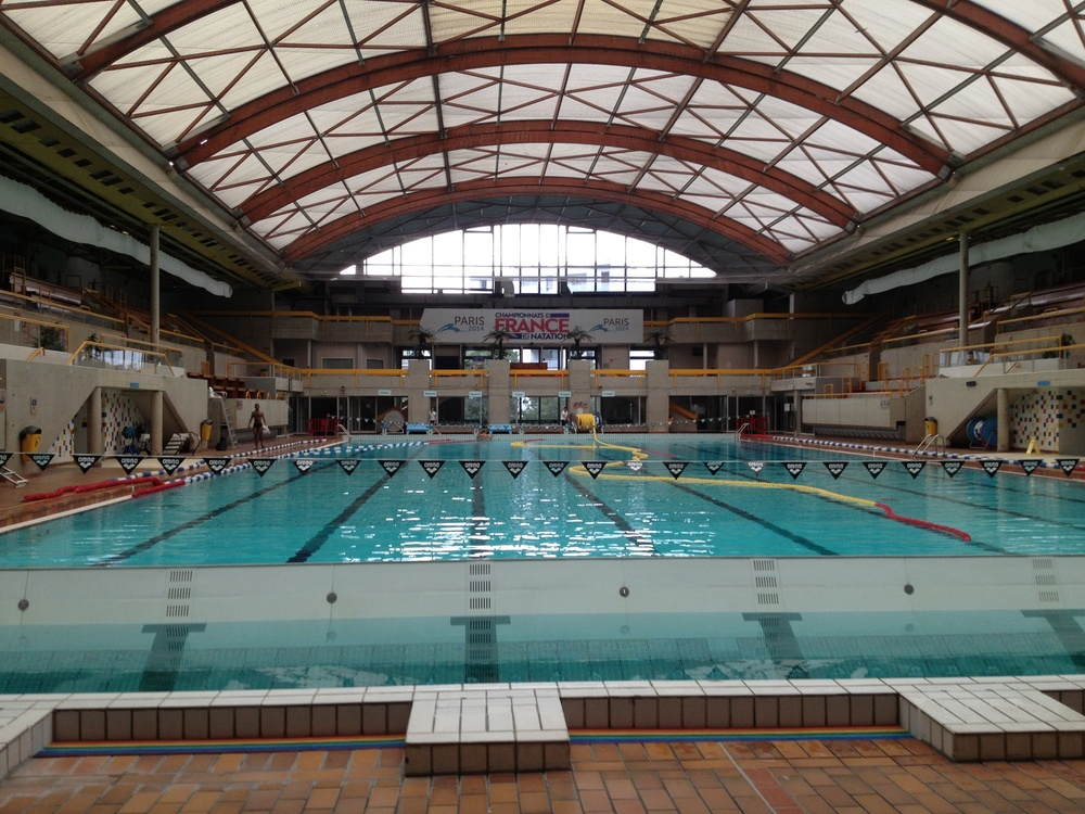 Fiche de for Piscine 50m paris