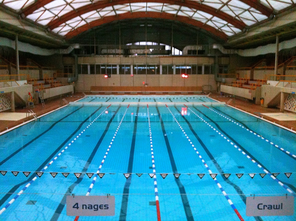 Fiche de nageurfelin for Piscine 50m paris