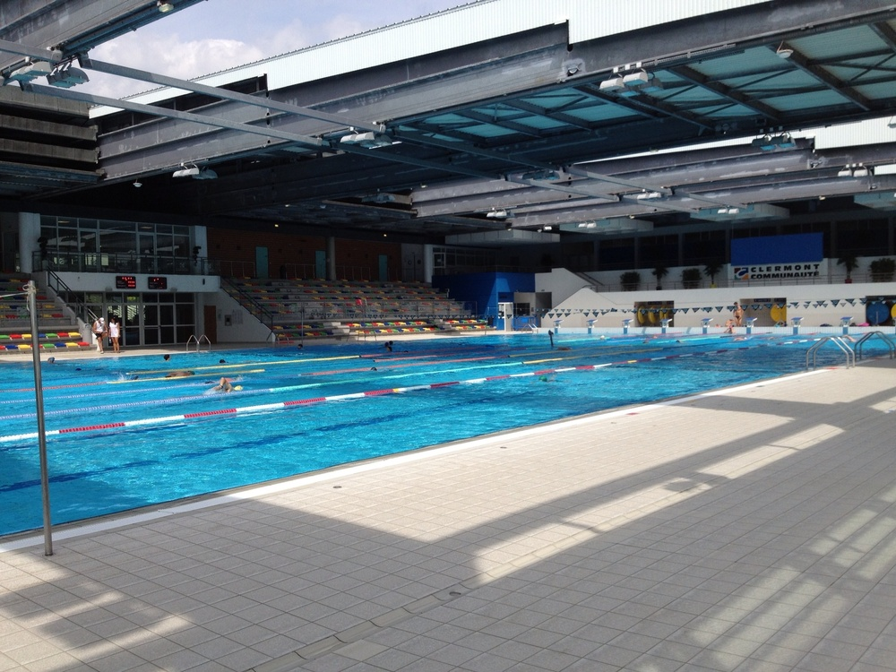 S ances stade nautique pierre de coubertin page 1 1 for Cash piscine clermont
