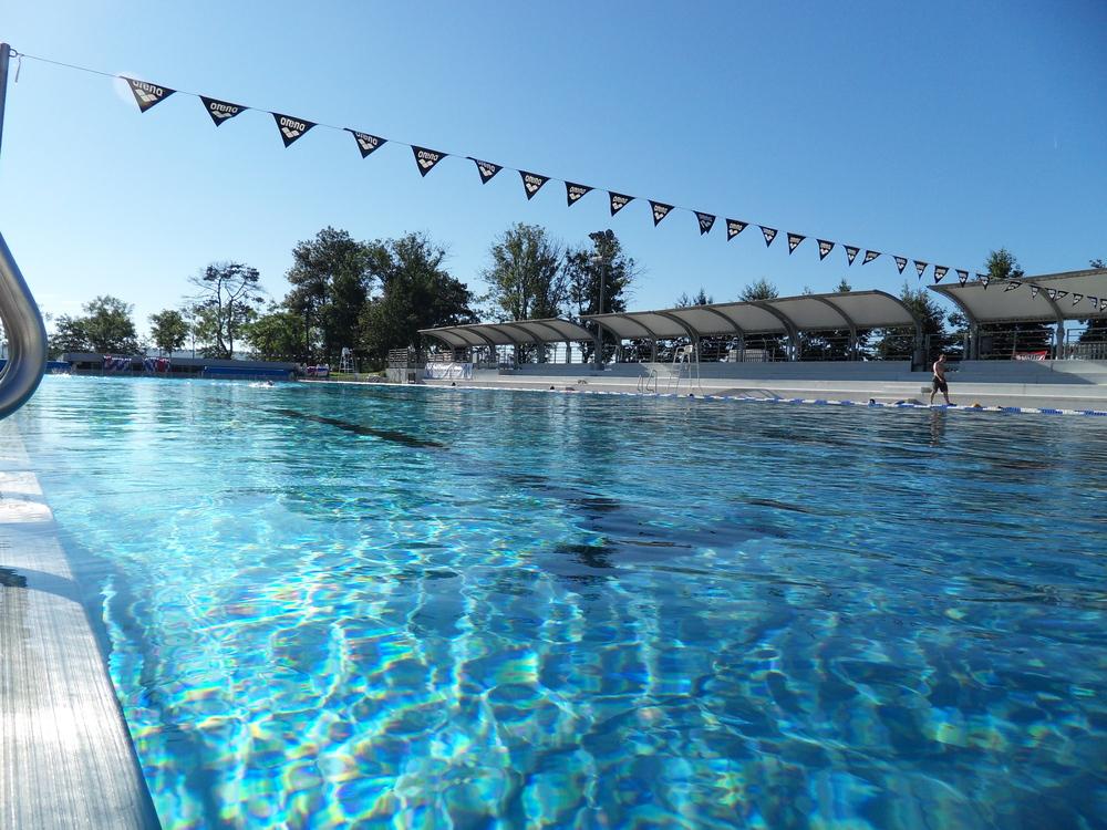 Piscine de bellerive sur allier camping avec piscine vichy auvergne allier pr vention et s for Camping allier avec piscine