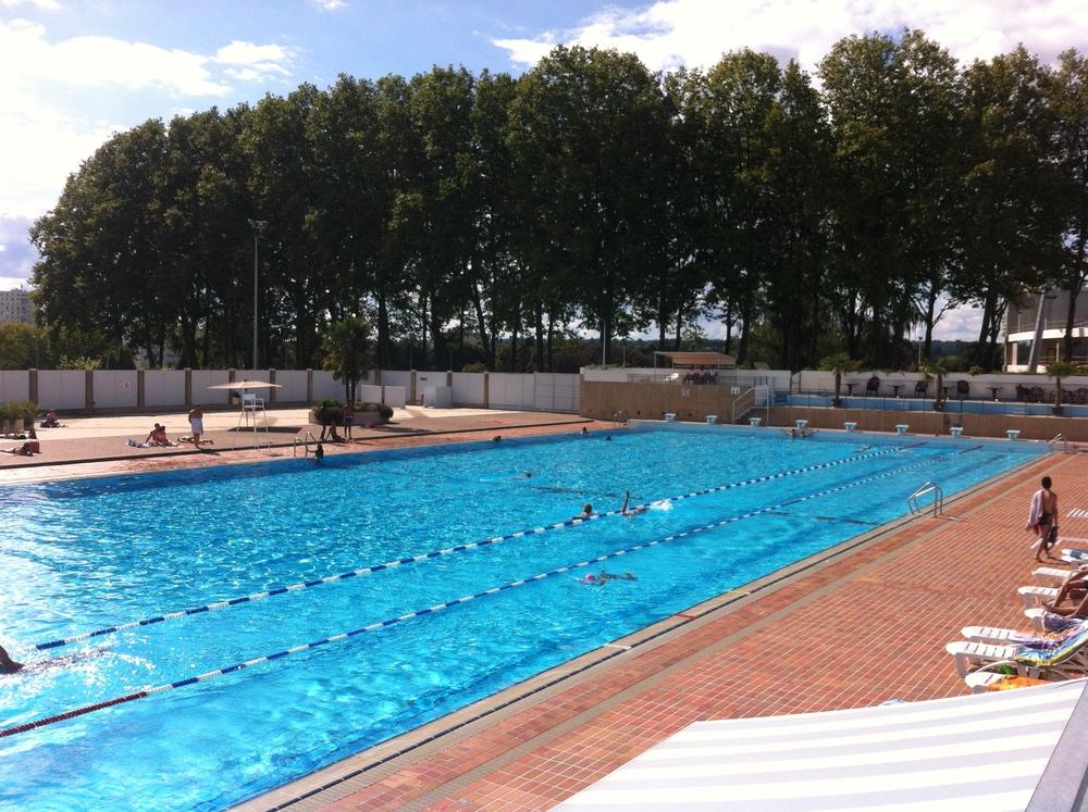S ances piscine de beaublanc page 3 7 for Piscine limoges