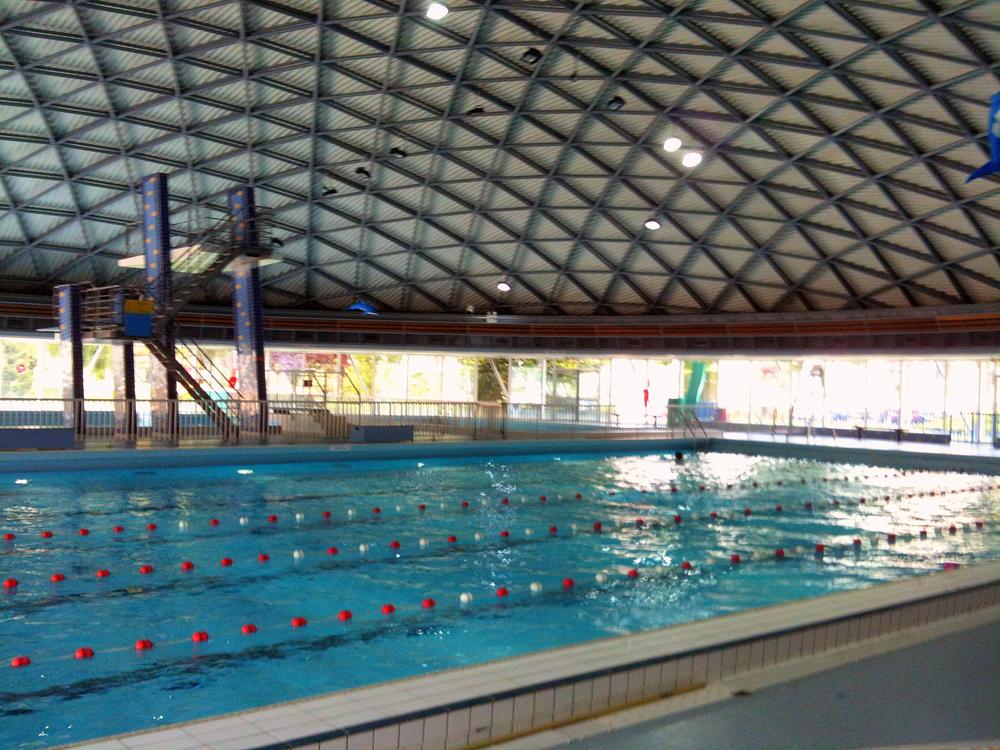 Stade nautique de drancy for Horaire piscine drancy