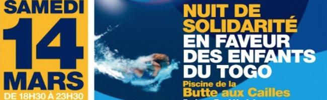Agenda for Piscine butte aux cailles aquagym