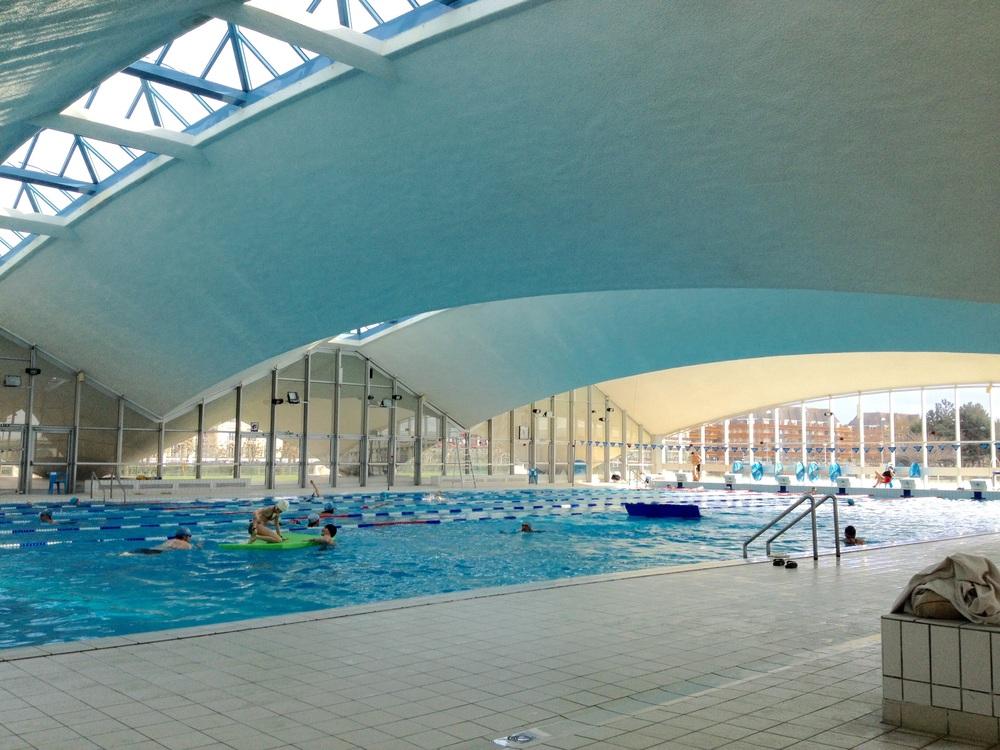 piscine olympique de deauville. Black Bedroom Furniture Sets. Home Design Ideas