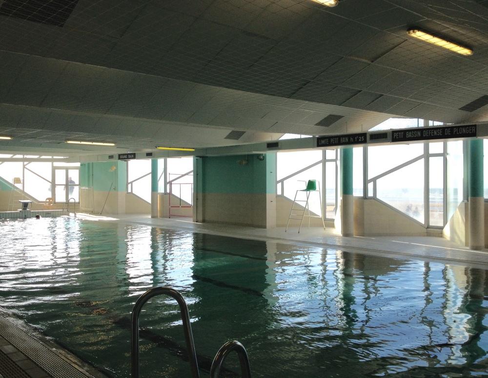 S ances piscine municipale de cabourg page 1 1 for Hotel piscine cabourg