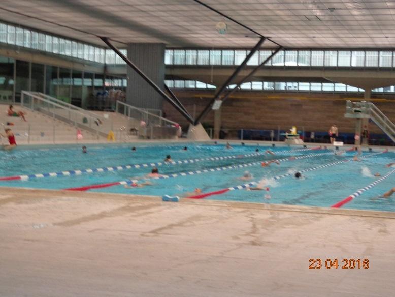 Piscine des vernets - Temperature ideale piscine ...