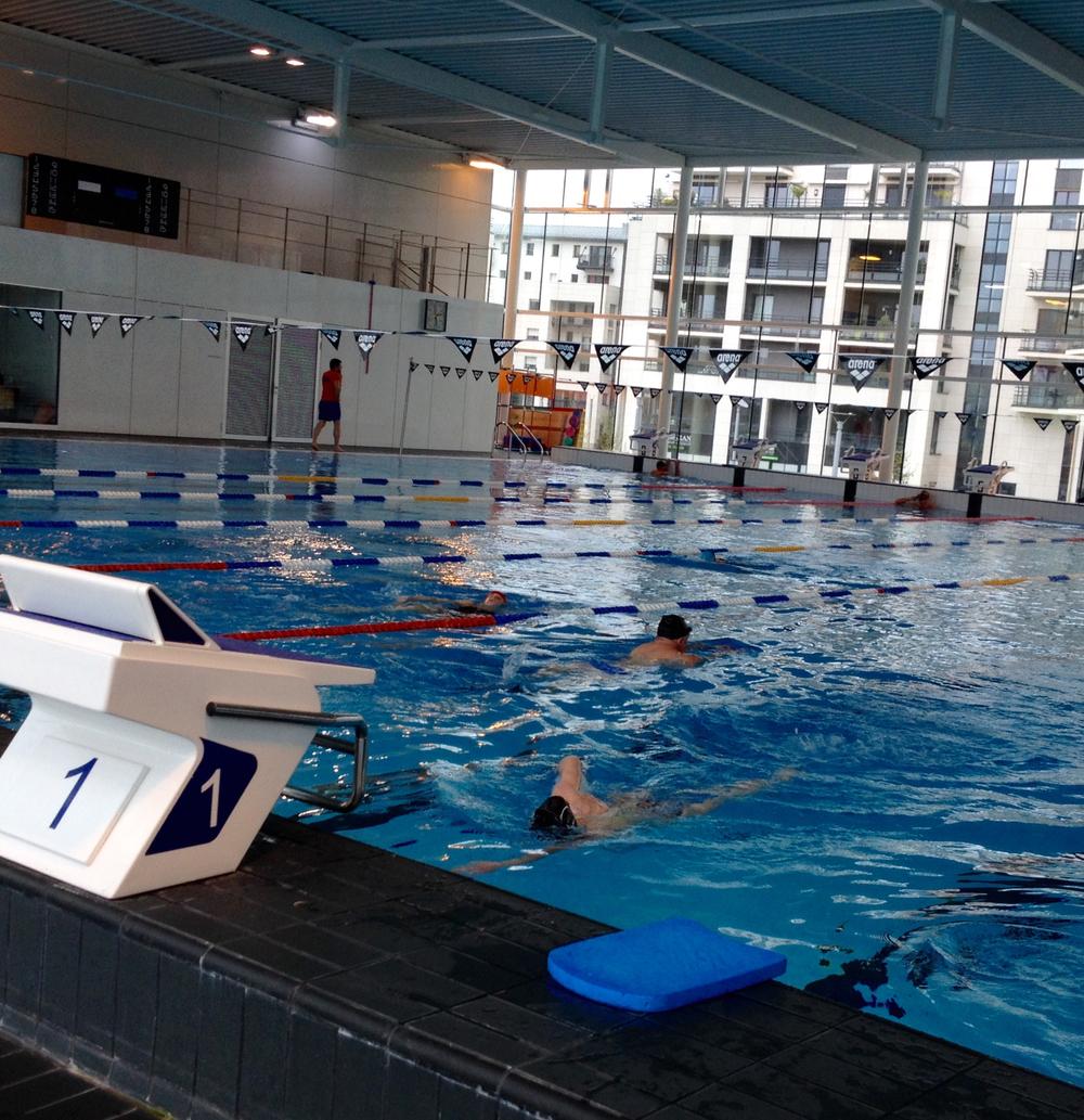 Stade nautique de caen - Piscine du stade olympique ...