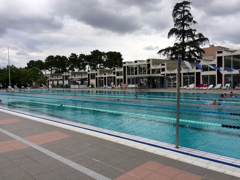 Stade nautique henri deschamps for Piscine 50m paris