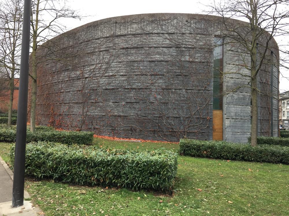 Piscine municipale de bonnevoie for Badanstalt piscine luxembourg