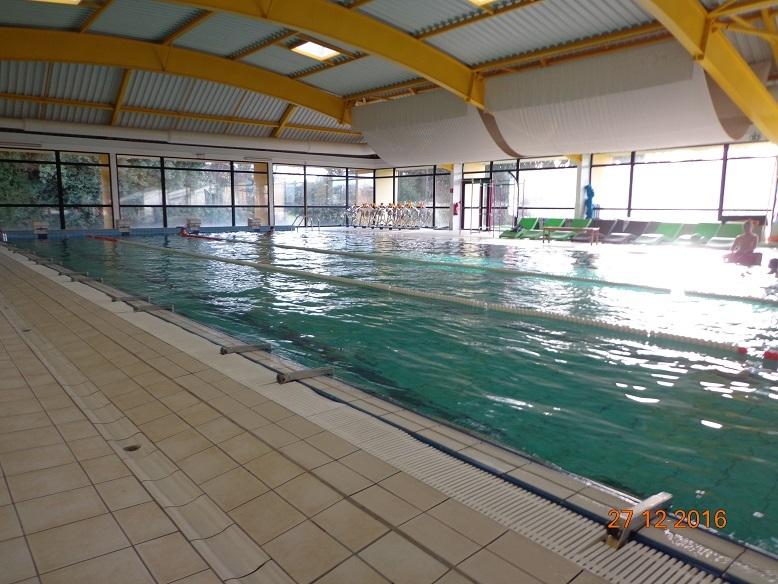 S ances piscine du spadium de saint renan page 1 1 for Piscine recouvrance