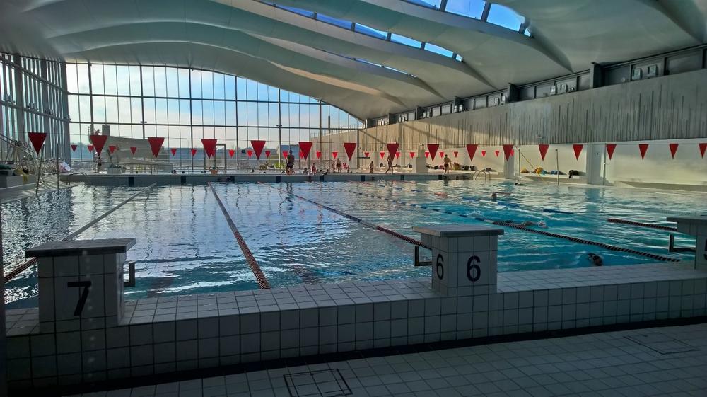 Le site pour tous les nageurs et des usagers des piscines for Bailly romainvilliers piscine