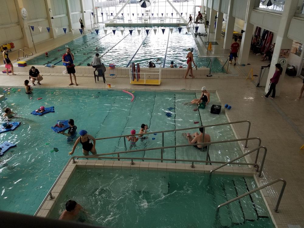 Le site pour tous les nageurs et des usagers des piscines for Piscine saint merri