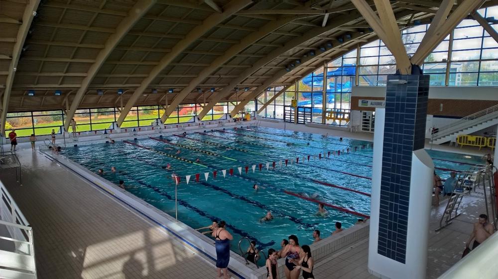 Stade nautique d 39 auxerre for Piscine auxerre