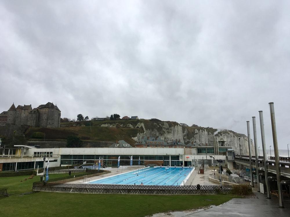 Les bains dieppe for Piscine le cateau horaire