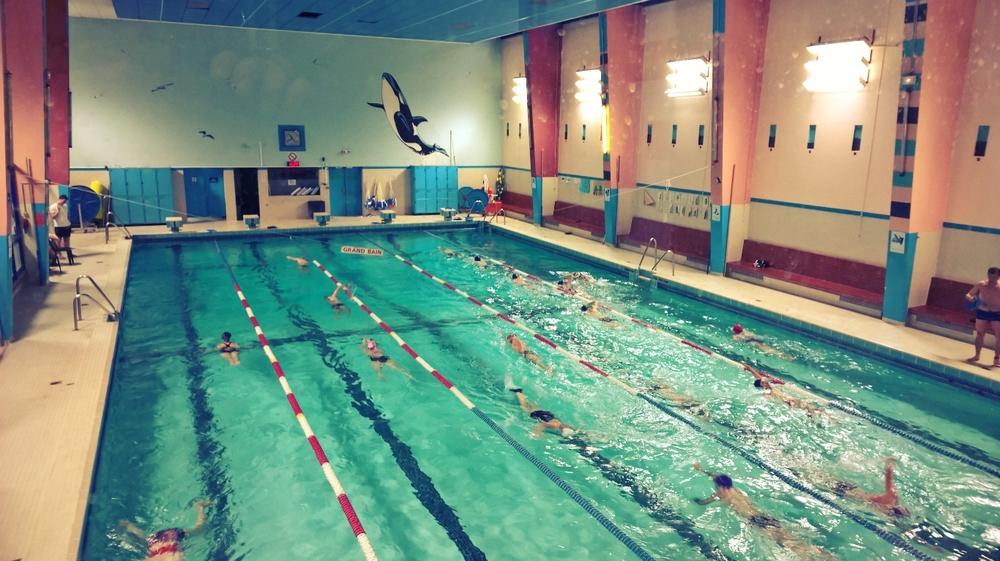 Piscine paul valeyre for Horaires piscine beaujon